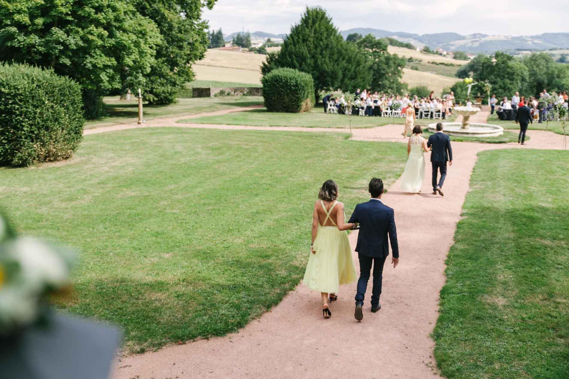 photographe mariage château bourdeliere