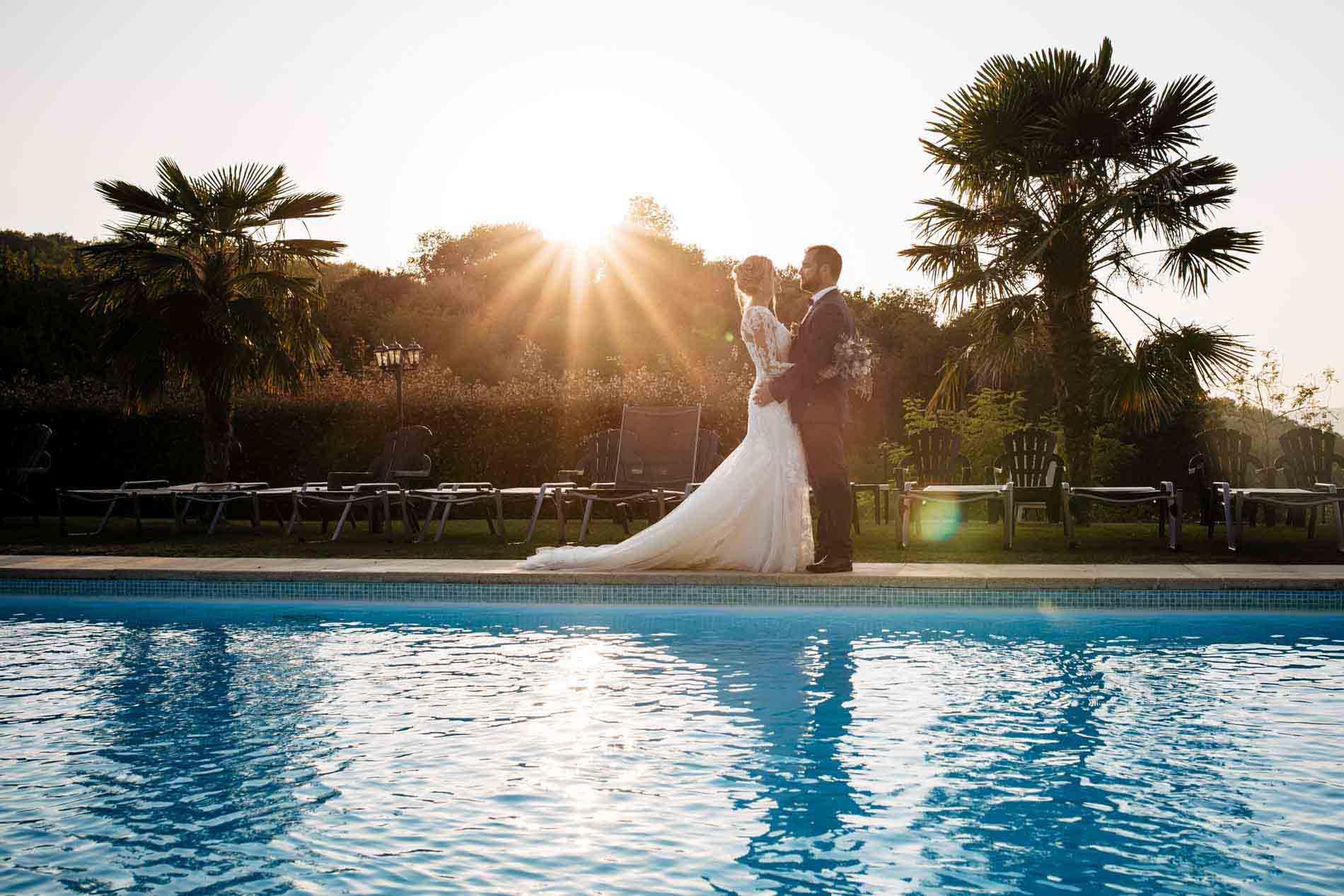 photographe mariage château chapeau cornu